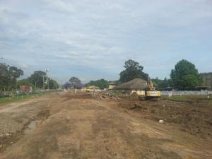 Warwick Farm Carpark Construction