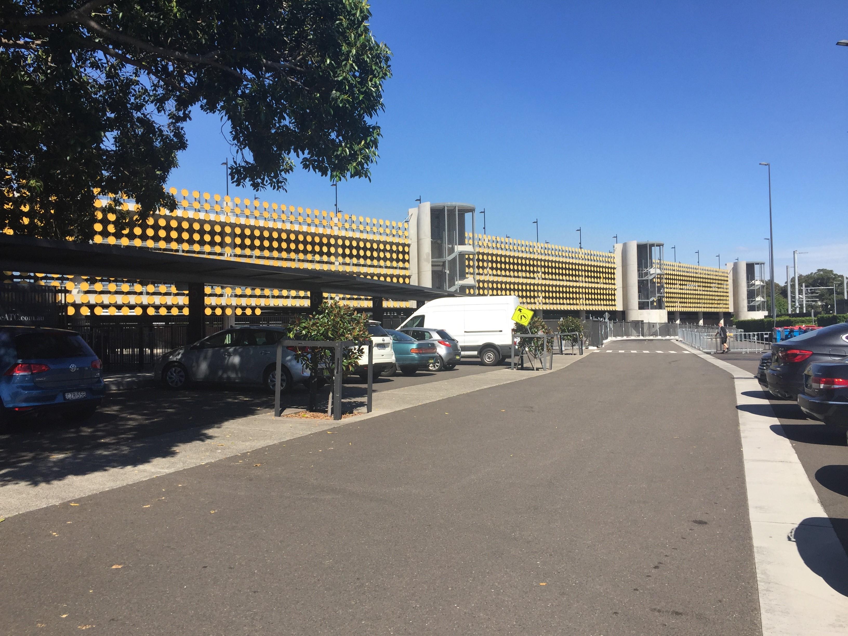ATC Carpark 1